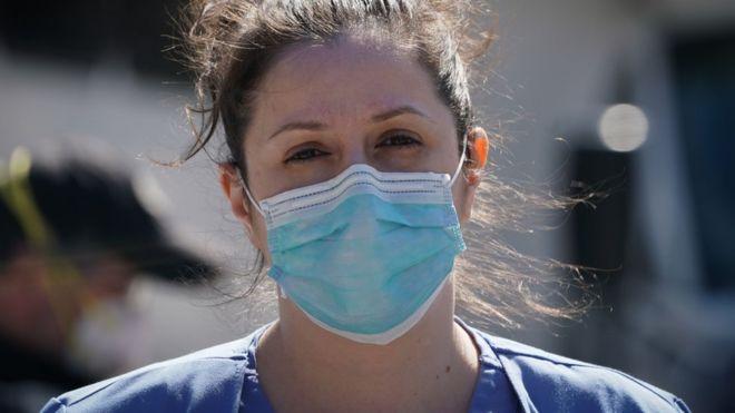 Coronavirus en Estados Unidos: la escasez de equipos médicos cruciales en el país más rico del mundo (y la