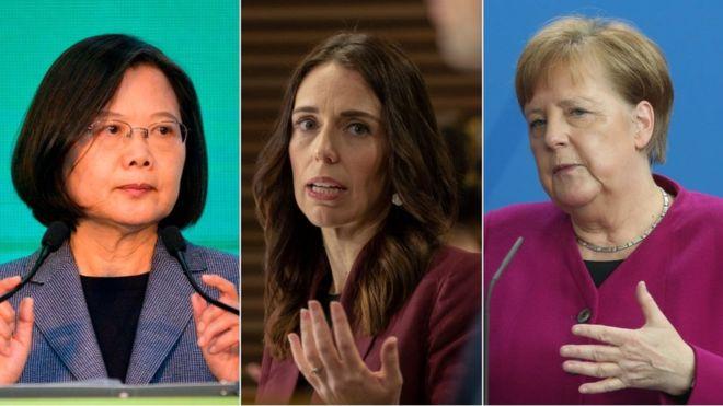 Coronavirus: 7 mujeres que están al frente de algunos de los países que mejor están gestionando la pandemia