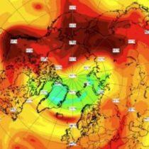 Cómo se cerró el agujero más grande detectado en la capa de ozono sobre el Polo Norte