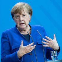 Merkel insta a no