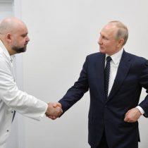 Putin hará teletrabajo tras estar en contacto con un médico infectado de coronavirus