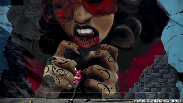 América Latina lucha contra la violencia de género en tiempos del coronavirus