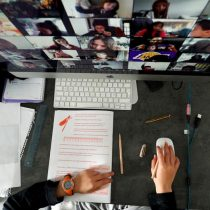 El coronavirus acentúa la urgencia de cerrar la brecha digital