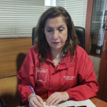 Gobernadora de Arauco presenta su renuncia en medio de los hechos de violencia en la zona