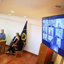 Sala presidida por Dobra Lusic rechaza recursos de protección de funcionarios públicos por vuelta al trabajo presencial