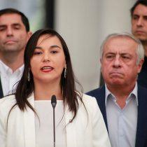 Devuelta de mano: Izkia Siches solidariza con Mañalich por amenazas que lo obligaron a cerrar su cuenta de Twitter