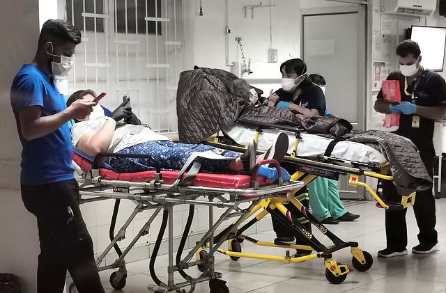 Ante Contraloría: Gremios de la salud denuncian