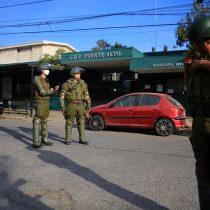Ministerios de Justicia y Salud anuncian la instalación de un Gestor Sanitario en la cárcel de Puente Alto para controlar brote de COVID-19