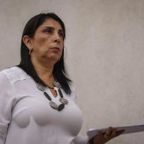 La polémica entre la ministra Rubilar y el senador Girardi por