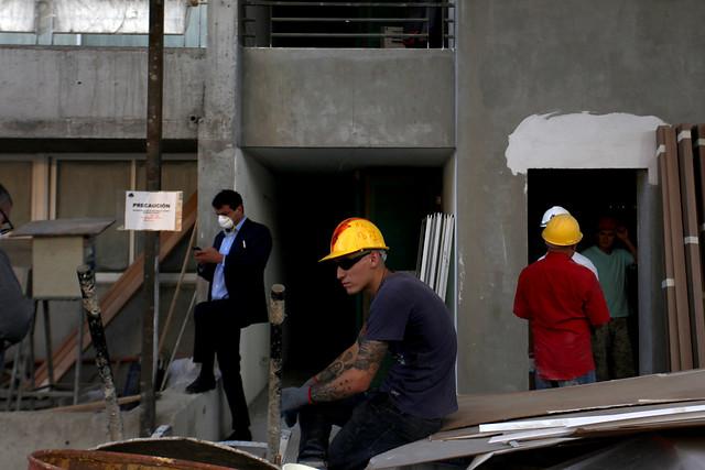 El desalentador pronóstico de la Cámara Chilena de la Construcción: anticipa que se podrían perder 75 mil empleos por el impacto del COVID-19