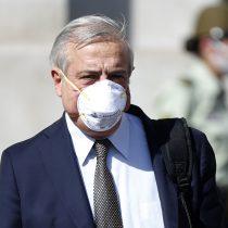 """Mañalich en tecla víctima: """"Temo que me hagan una acusación constitucional por haber comprado demasiados respiradores"""""""