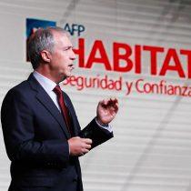 Presidente de Habitat señala que parlamentarios que impulsan iniciativas para eliminar las AFP buscan