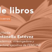Antonella Estévez en Cita de Libros: