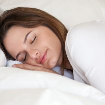 Dormir bien puede llegar a ser vital en cuarentena
