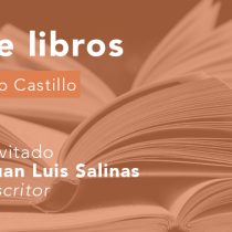 """Juan Luis Salinas en Cita de Libros: """"El VIH es una enfermedad política"""""""