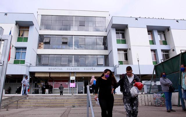 Hospital Claudio Vicuña desmiente renuncia masiva de médicos: todos