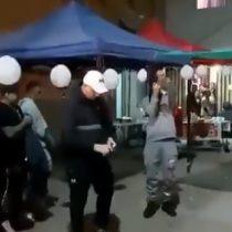 Denuncian ausencia de carabineros y militares en cumpleaños narco en pleno toque de queda