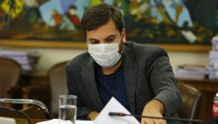 Diputado Raúl Soto oficia a Ministro Sichel por