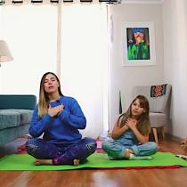 Buscan potenciar hábitos saludables durante cuarentena con material de apoyo para las familias