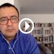 """Claudio Fuentes y el manejo en La Moneda de la crisis sanitaria: """"Hoy está ganando el sector que está enfatizando lo económico"""""""