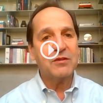 Juan Andrés Camus en La Mesa: la apuesta por retomar la actividad económica de forma paulatina