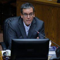 Harboe solicita pronunciamiento de Contraloría por protección de datos personales en programa del Plan Calle Segura
