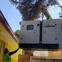 Crisis sanitaria: entregan generadores para asegurar suministro eléctrico a 47 hospitales