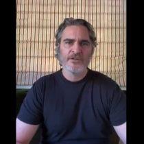 Joaquin Phoenix se une a campaña de liberación de reos con Covid-19 en Nueva York