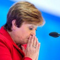 """Directora del FMI asegura que estamos ante una crisis """"nunca vista"""""""