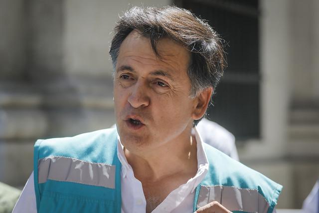 """""""Al parecer la cuarentena es para el que grita más fuerte"""": alcalde de Lo Prado critica medidas del Gobierno"""