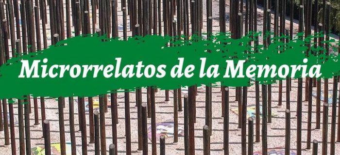 Microrrelatos de la Memoria por el Día Internacional del Libro vía online