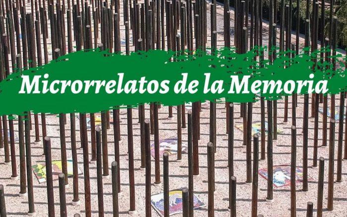 """Audios """"Microrrelatos de la memoria"""""""