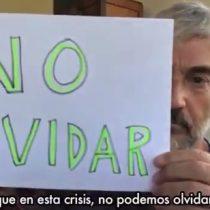 Los artistas que ante el avance del coronavirus piden sacar de las cárceles a los detenidos desde el 18 de octubre