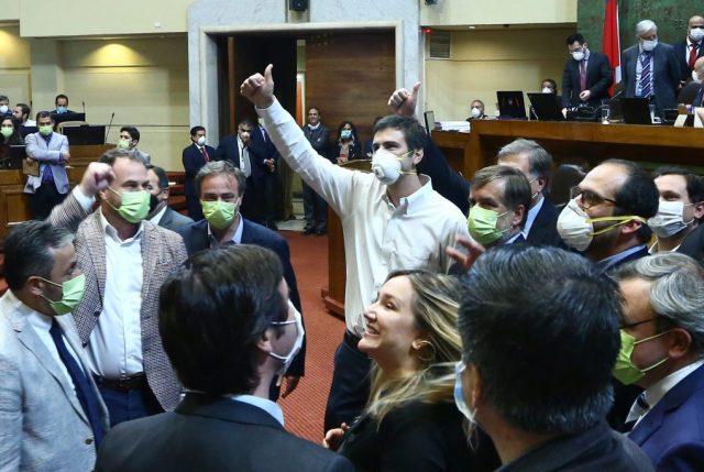 Réquiem para la oposición chilena