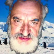 Obra en formato digital retrata las consecuencias del Síndrome T3 Polar por confinamiento en la Antártica