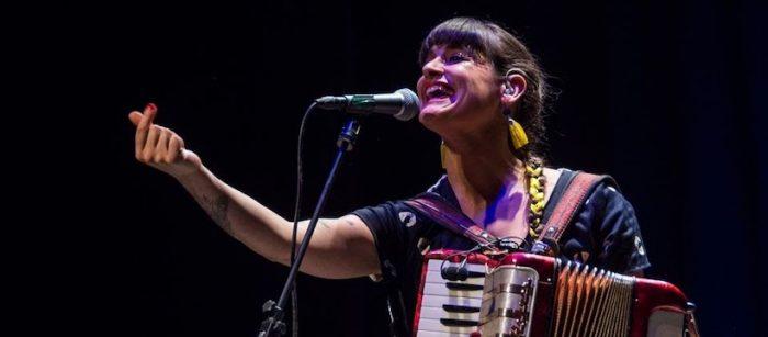 "Concierto ""Pascuala Ilabaca canta a San Joaquín"" vía online"