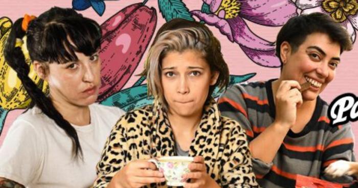 """Desde el bar hasta tu casa: tres comediantes unen lo """"intimo y lo político"""" en un renovado show de stand up comedy online"""