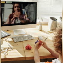 Misión imposible: ser madre y profesora en modo teletrabajo