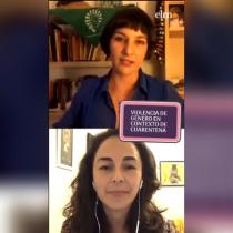 Conversatorio violencia de género en contexto de cuarentena: psicoterapeuta responde todas tus dudas sobre cómo reaccionar ante esta situación