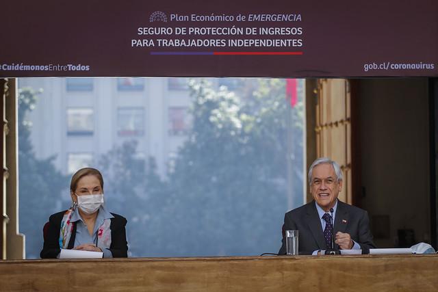 Gobierno revela su fórmula para los que boletean: un seguro financiado con el aporte del 0,4% de los ingresos de los propios honorarios