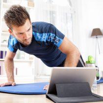 Lanzan plataforma online gratuita para entrenar en casa