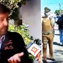 """""""Me impresiona cómo el Minsal ha ocultado información"""": Alcalde Codina dispara contra Mañalich por caso de pastor contagiado de COVID-19 en Puente Alto"""
