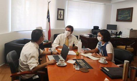 """Pablo Terrazas, vicepresidente ejecutivo de Corfo, sobre pymes y crisis sanitaria: """"El que no está digitalizado va a estar fuera de competencia"""""""