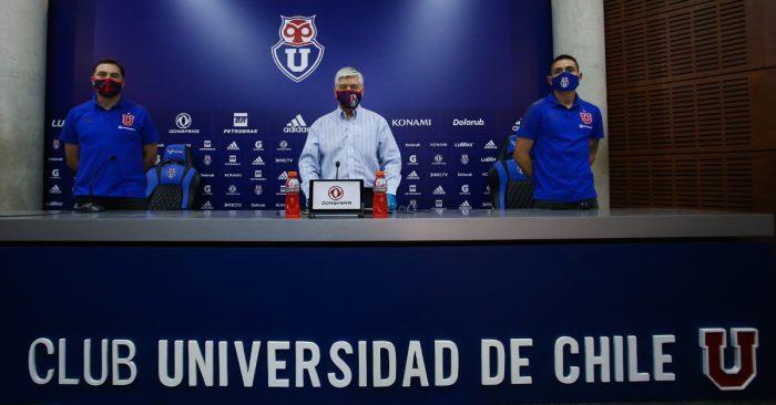 Universidad de Chile anuncia reducción temporal de los sueldos más altos del equipo