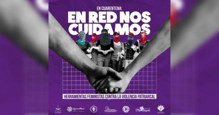 #EnRedNosCuidamos: organizaciones feministas lanzan campaña virtual contra violencia de género