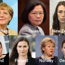 [VIDEO] ¿Qué tienen en común los países con las mejores respuestas frente al covid-19? Mujeres liderando
