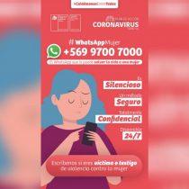 Ministerio de la Mujer lanza Whatsapp para ayudar a las mujeres que sufren violencia