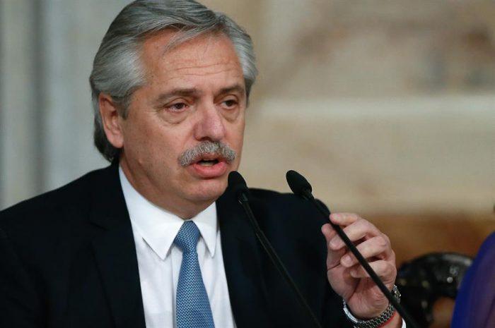 Fernández asegura que Argentina no variará más su oferta para canjear deuda