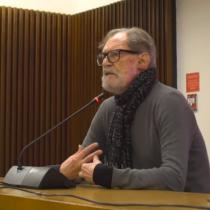 Clase magistral de Alejandro Sieveking en material de archivo de Teatroamil.TV