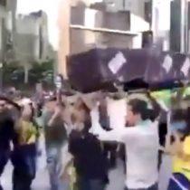 Indignación en Brasil: manifestantes opositores a la cuarentena se burlan de los muertos por coronavirus en las calles de Sao Paulo